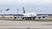 D-ABVR - Lufthansa Boeing 747-400 aircraft