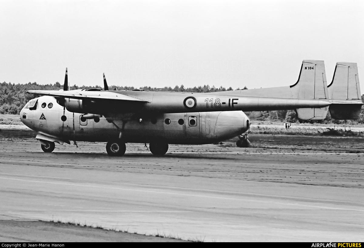 France - Air Force 104 aircraft at Mont de Marsan