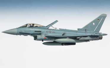 31+33 - Germany - Air Force Eurofighter Typhoon S