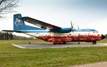 50+95 - Germany - Air Force Transall C-160D