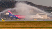 G-WUKC - Wizz Air UK Airbus A321 aircraft