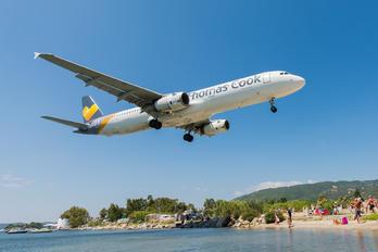YL-LCQ - Thomas Cook Airbus A321