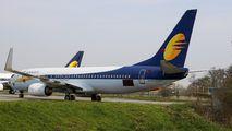VT-JFA - Jet Airways Boeing 737-800 aircraft