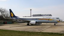VT-JFA - Jet Airways Boeing 737-800 aircraft
