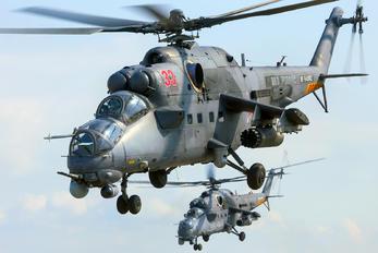33 - Russia - Air Force Mil Mi-35M