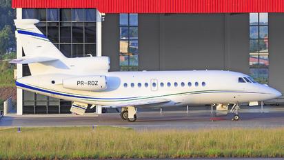 PR-ROZ - Private Dassault Falcon 900 series