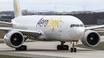 D-AALG - AeroLogic Boeing 777F aircraft