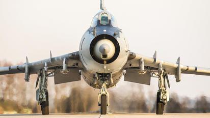 3715 - Poland - Air Force Sukhoi Su-22UM-3K