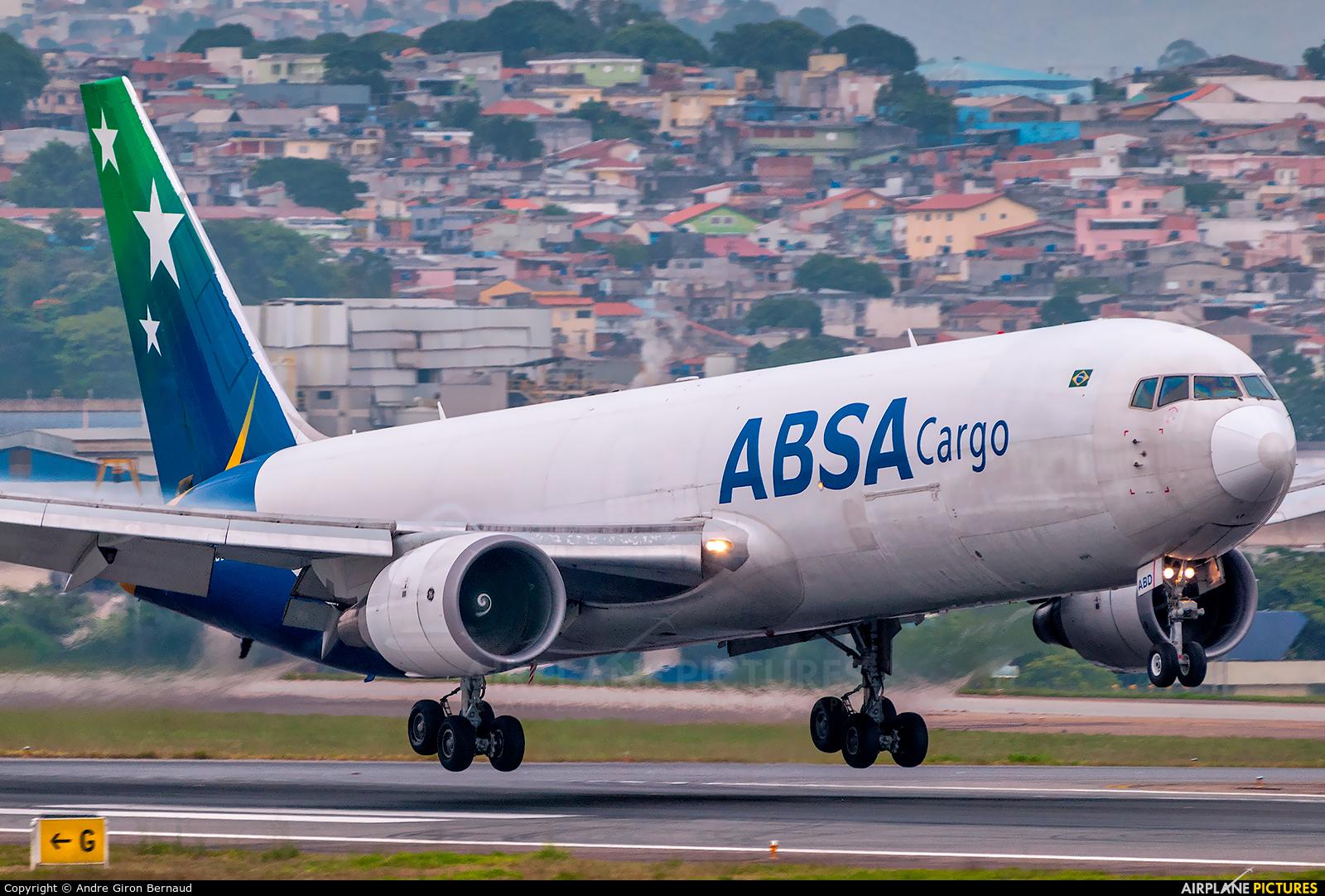 ABSA Cargo PR-ABD aircraft at São Paulo - Guarulhos