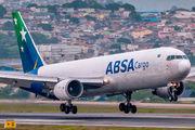 PR-ABD - ABSA Cargo Boeing 767-300F aircraft