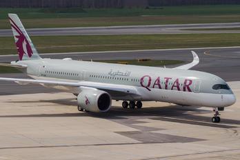 A7-ALQ - Qatar Airways Airbus A350-900