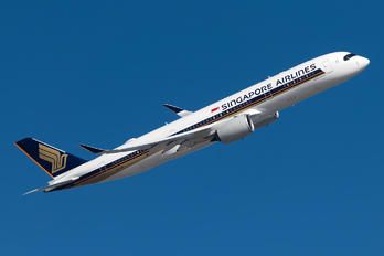 9V-SGB - Singapore Airlines Airbus A350-900 ULR
