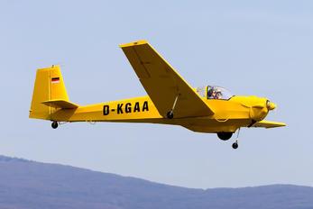 D-KGAA - Private Scheibe-Flugzeugbau SF-25 Falke