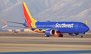 N8730Q - Southwest Airlines Boeing 737-8 MAX
