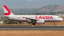 Ex-LATAM Airbus A320 joins LaudaMotion's fleet title=