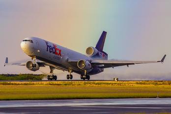 N613FE - FedEx Federal Express McDonnell Douglas MD-11F