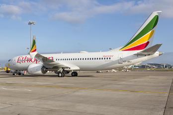 ET-AVJ - Ethiopian Airlines Boeing 737-8 MAX