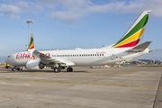 ET-AVJ - Ethiopian Airlines Boeing 737-8 MAX aircraft