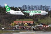 PH-HZN - Transavia Boeing 737-800 aircraft