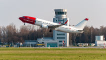 LN-NGX - Norwegian Air Shuttle Boeing 737-800 aircraft