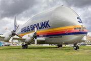 F-GDSG - Airbus Transport International Aero Spacelines 377SG Super Guppy aircraft