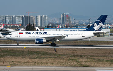EP-MNN - Iran Air Tours Airbus A300