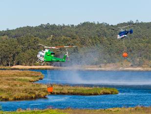 EC-IXU - FAASA Aviación Bell 412