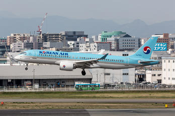 HL7201 - Korean Air Airbus A220-300