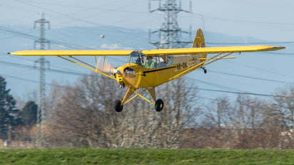 HB-ONG - Private Piper J3 Cub
