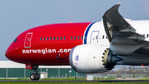 LN-LNR - Norwegian Long Haul Boeing 787-9 Dreamliner aircraft