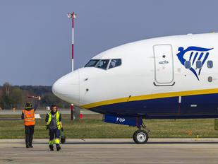 EI-FOP - Ryanair Boeing 737-800