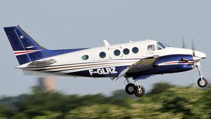 F-GLRZ - Private Beechcraft 90 King Air