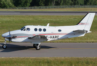 F-HARC - Private Beechcraft 90 King Air