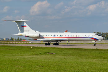 RA-65986 - Russia - Air Force Tupolev Tu-134AK