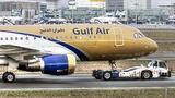 Gulf Air Airbus A320 A9C-AO at Frankfurt airport