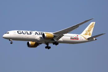 A9CX-FC - Gulf Air Boeing 787-9 Dreamliner