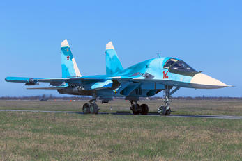14 - Russia - Air Force Sukhoi Su-34