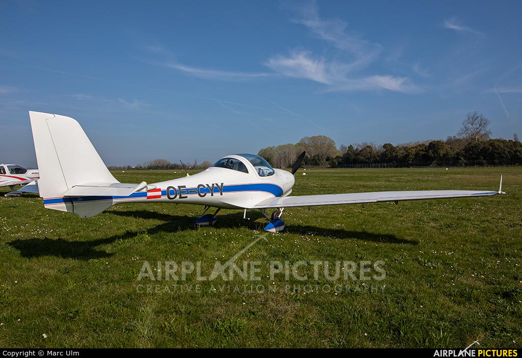 Austrian Aircraft Corporation OE-CYY aircraft at Venice - Lido di Venezia