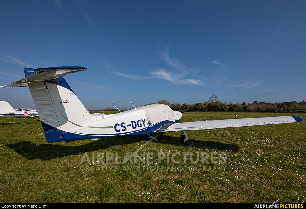 Private CS-DGY aircraft at Venice - Lido di Venezia