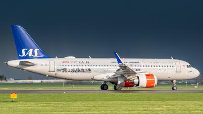 SE-ROA - SAS - Scandinavian Airlines Airbus A320 NEO