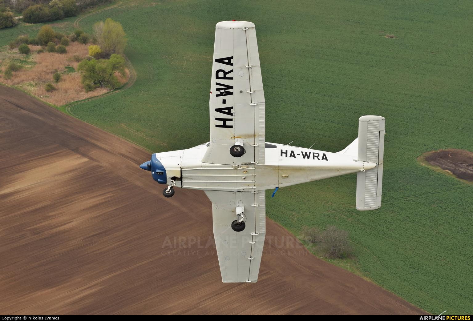 Private HA-WRA aircraft at Off Airport - Slovakia
