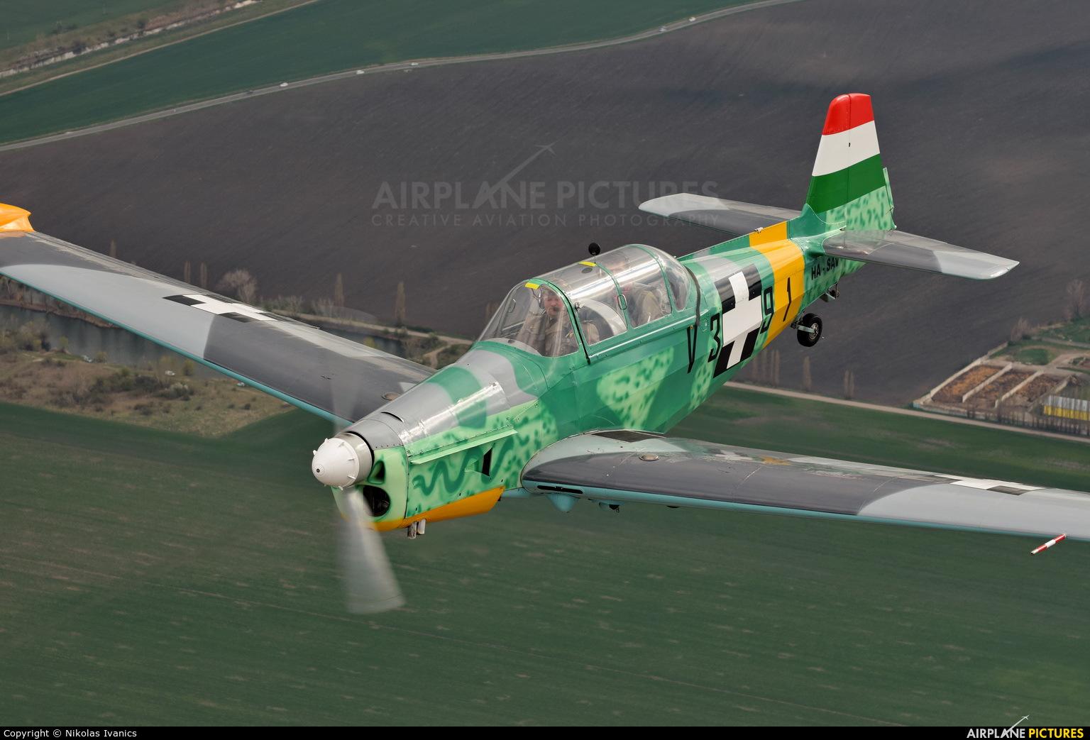 Private HA-SAV aircraft at Off Airport - Slovakia