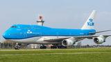 KLM Boeing 747-400 PH-BFN at Amsterdam - Schiphol airport