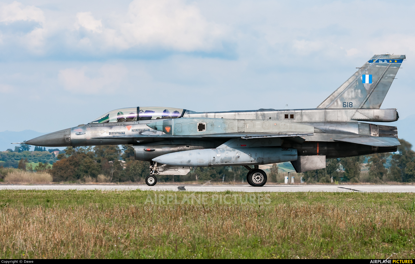 Greece - Hellenic Air Force 618 aircraft at Andravida AB