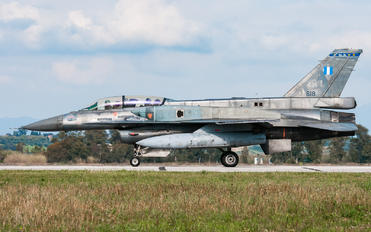 618 - Greece - Hellenic Air Force General Dynamics F-16D Fighting Falcon