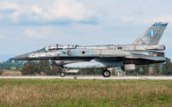 618 - Greece - Hellenic Air Force General Dynamics F-16D Fighting Falcon aircraft