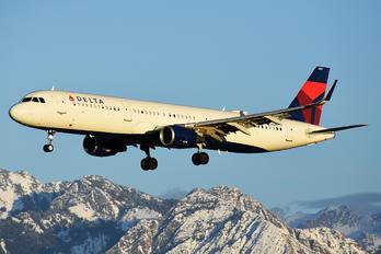 N357DN - Delta Air Lines Airbus A321