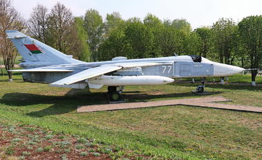 77 - Belarus - Air Force Sukhoi Su-24MR