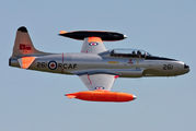 G-TBRD - Private Canadair CT-133 Silver Star 3 aircraft