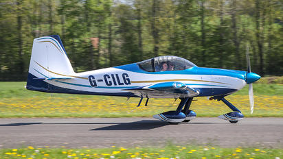 G-CILG - Private Vans RV-7A